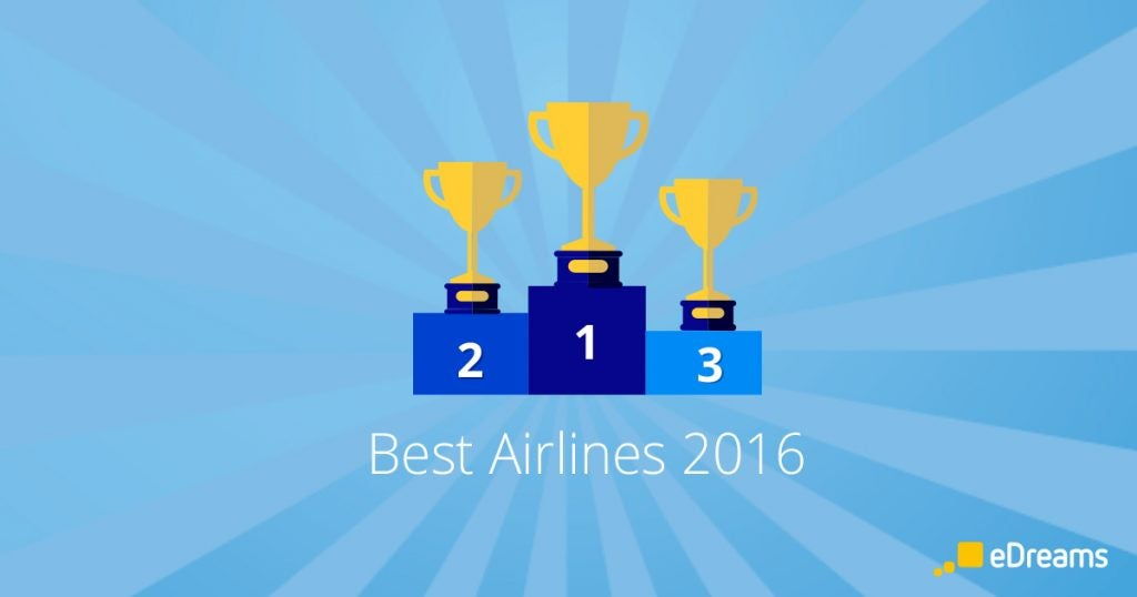 best airlines edreams study