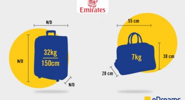 Emirates Baggage Allowance 2020: Carry on and Checked Luggage