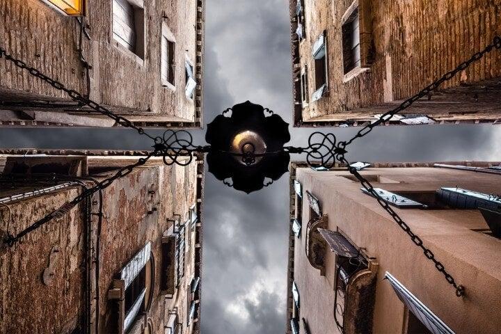 venice street view - italy