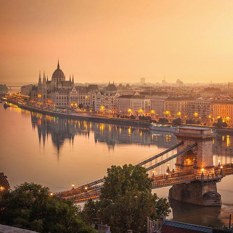 Dónde viajar en Marzo. Budapest