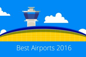 Best Airports in the world in 2016