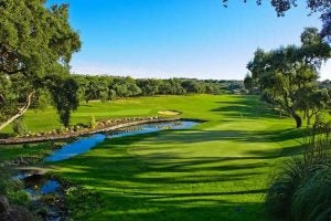 a large fairway at valderrama golf course spain