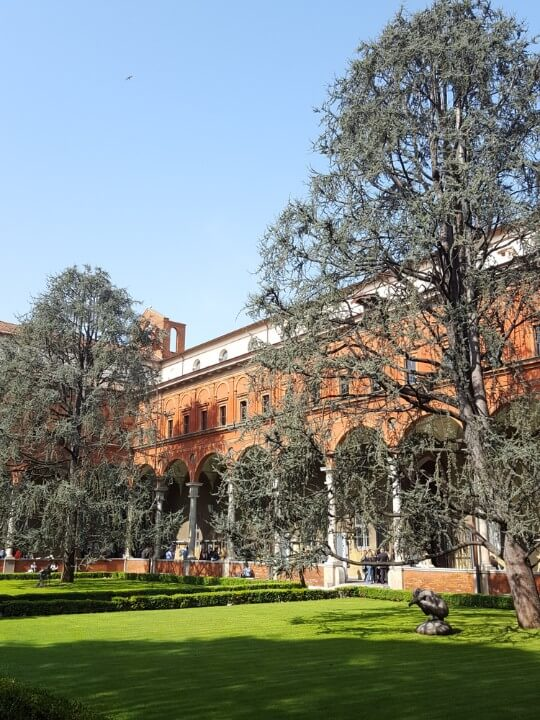 Sacred Heart University in milan - italy