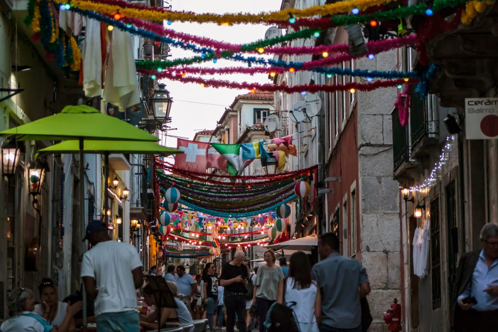 St. Anthony: Lisbon's biggest street party