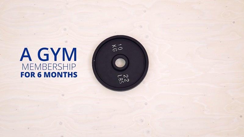 spend less travel more gym
