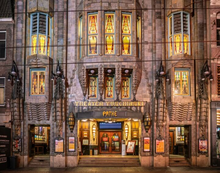 Tuschinski in amsterdam