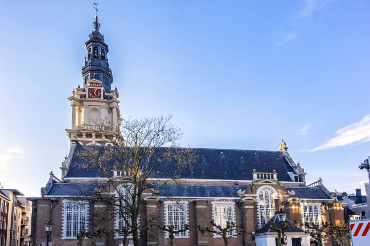 Zuiderkerk church in amsterdam