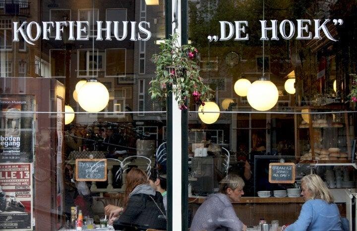 bruin cafe in amsterdam