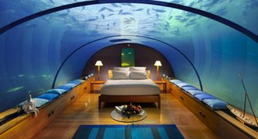 The World's Most Insanely Cool Hotels