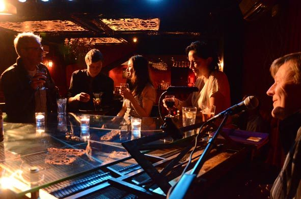 Piano Kensington Bar