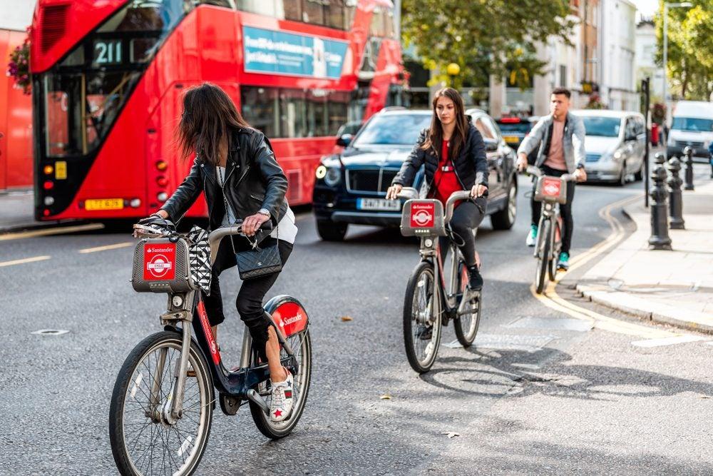 Santander Cycle Hire