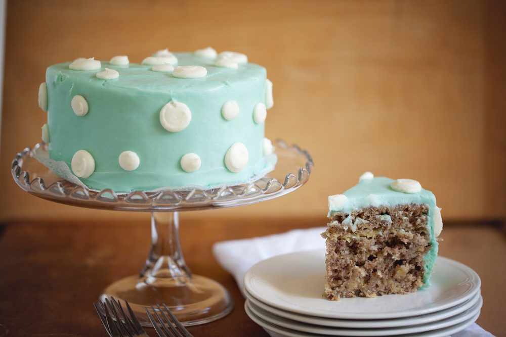 Hummingbird Bakery Cake