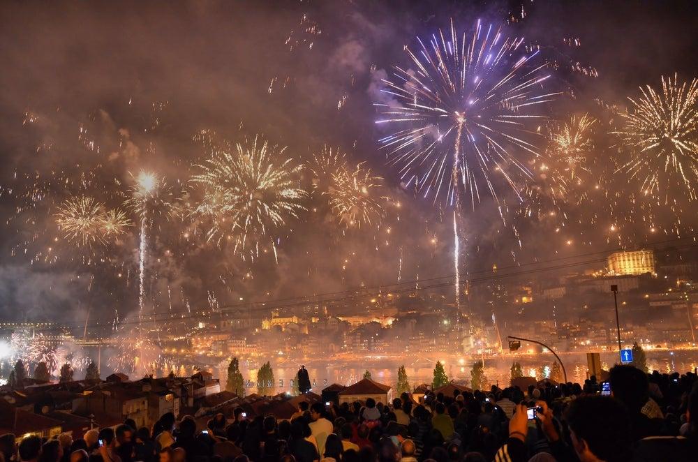 St John's Eve - Porto