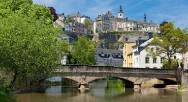 Win a flight for 2 to Luxembourg