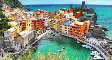 Holidays in Cinque Terre, Italy
