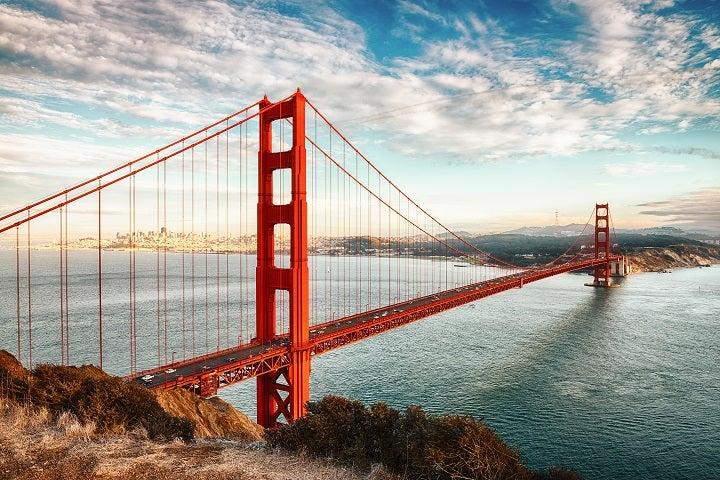golden state bridge san francisco