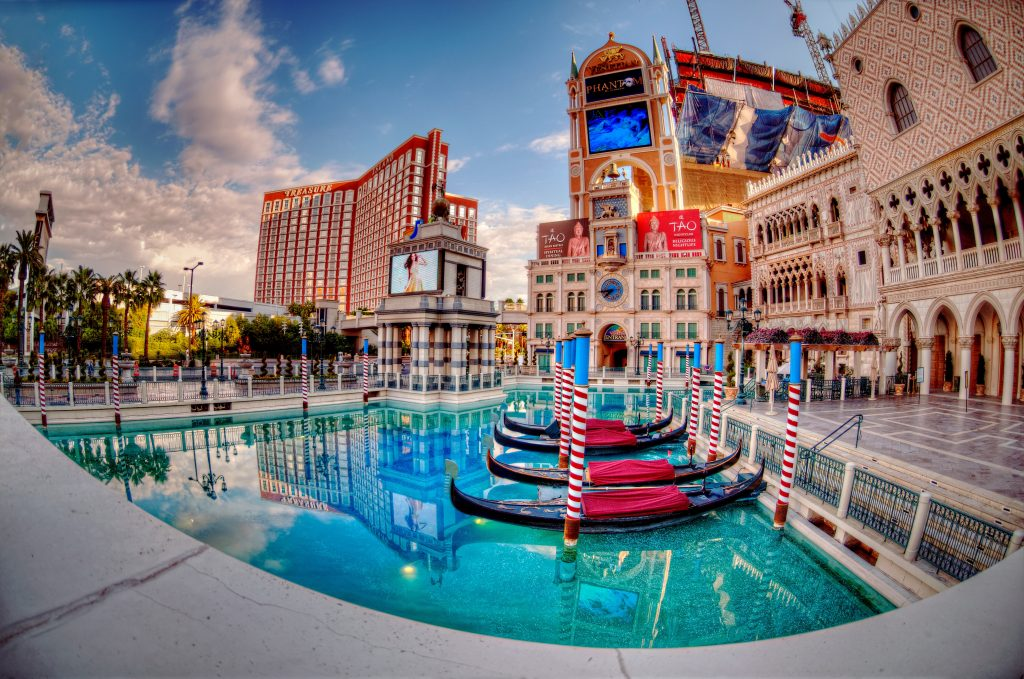 Las Vegas Hotel - USA
