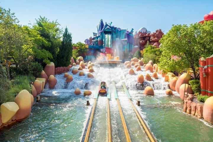 theme park universal studios