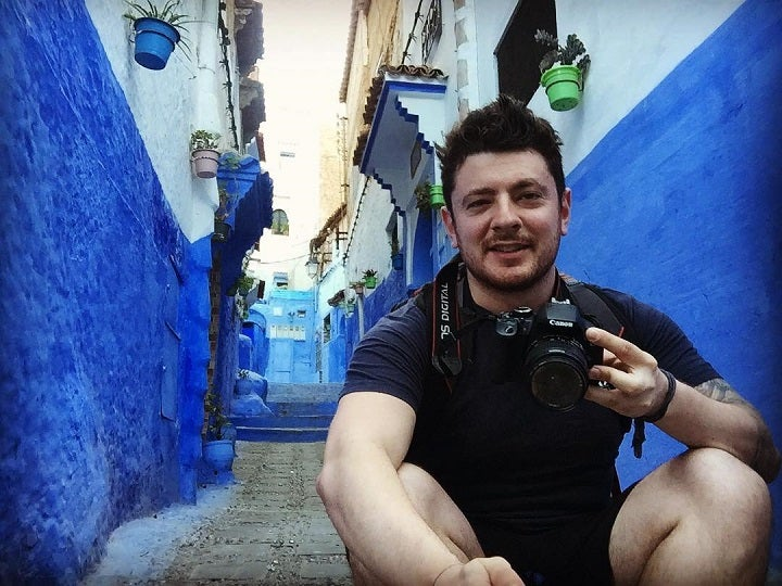 tommy walker - Chefchaouen - Morocco