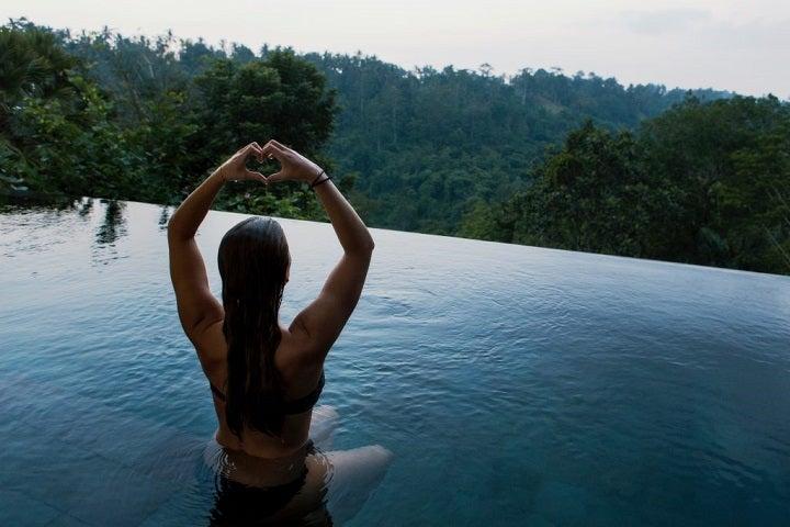 yoga spa beauty