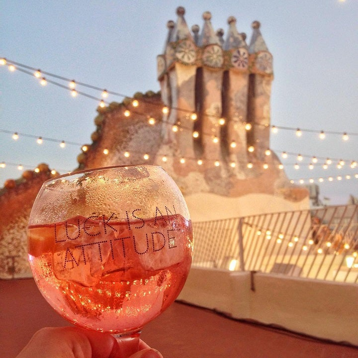 Magical Nights at casabatllo - barcelona blonde