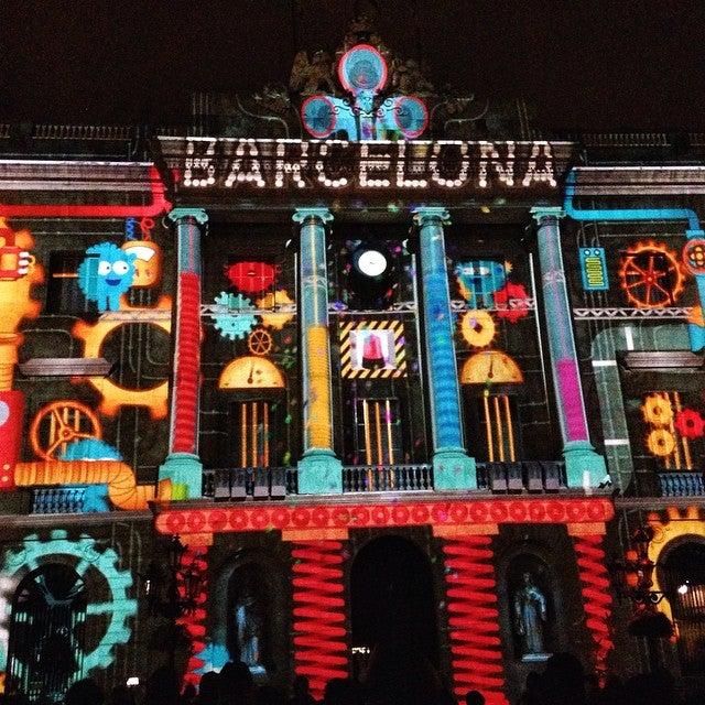 barcelona by barcelona blonde