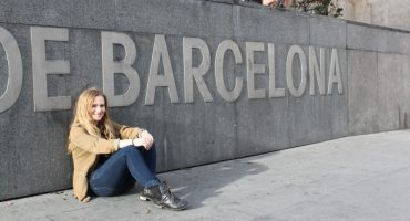 Jessica: In love with Barcelona   {Interview}