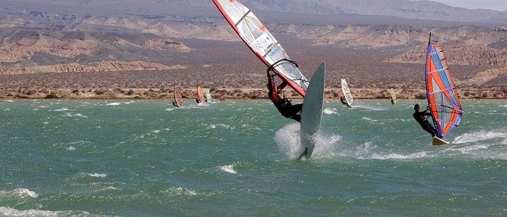 Windsurf en Cuesta del Viento - Argentina