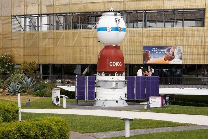 Cite de l'espace - Toulouse - blog eDreams