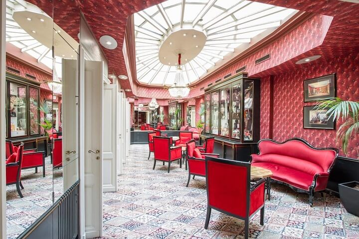 Grand Hotel Opera in Toulouse