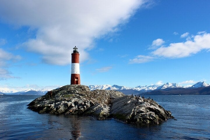Ushuia - Les Eclaireurs Lighthouse