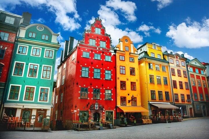 Gamla Stan in stockholm