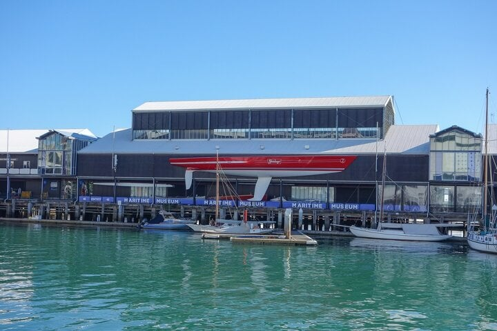 maritime museum in auckland - new zealand