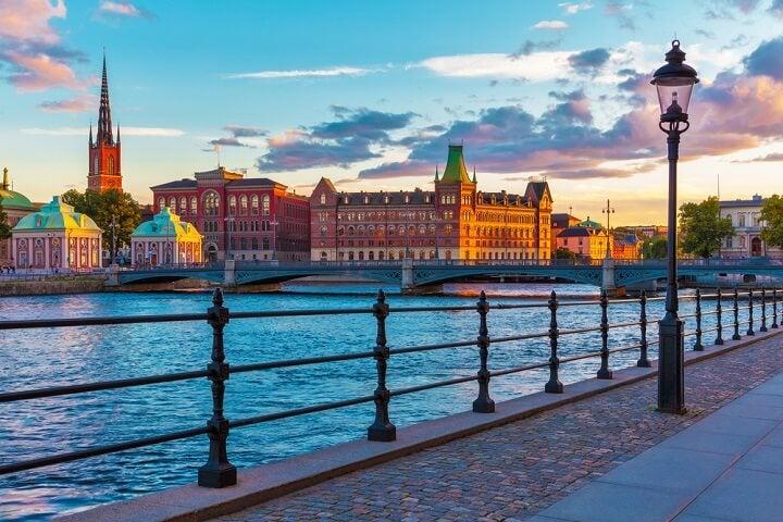 stockholm sea breeze