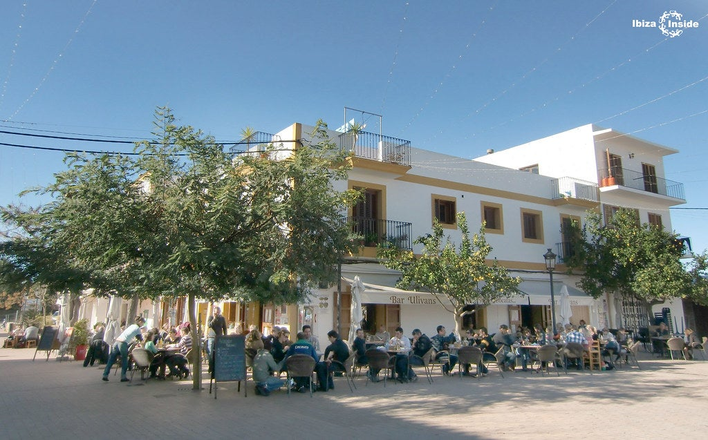 Santa Gertrudis in Ibiza
