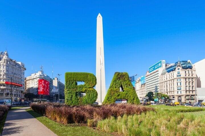 obilesco in buenos aires - argentina