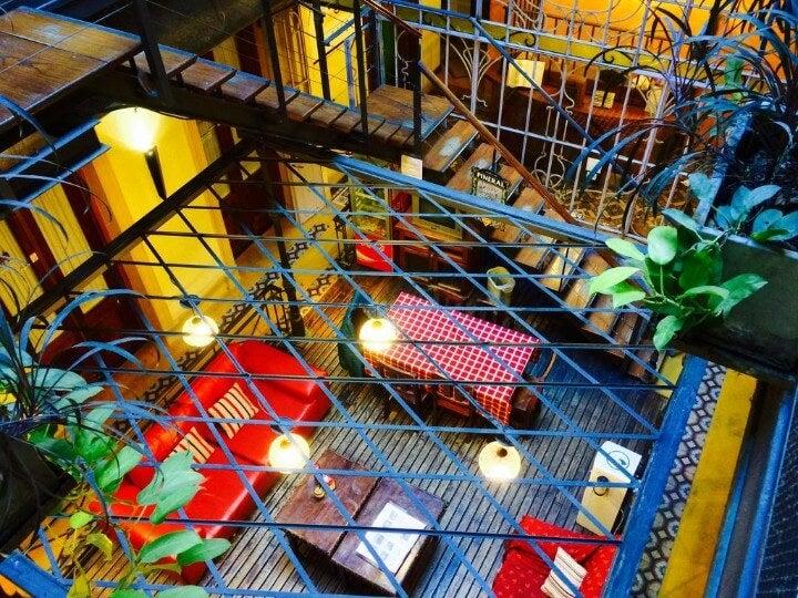 portal del sur hostel in buenos aires - argentina