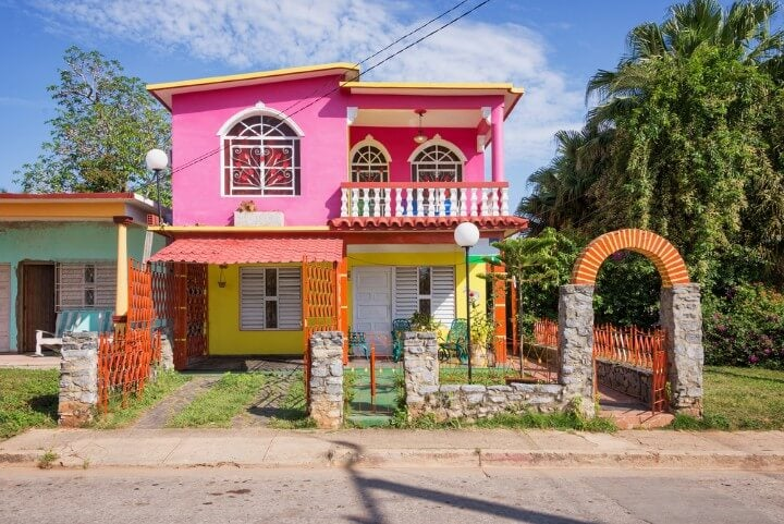 casa particular at vinales - cuba