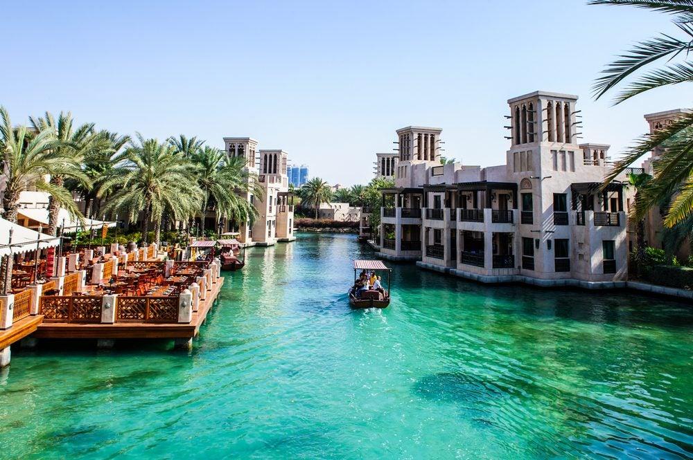 Jumeirah Al Qasr in Dubai