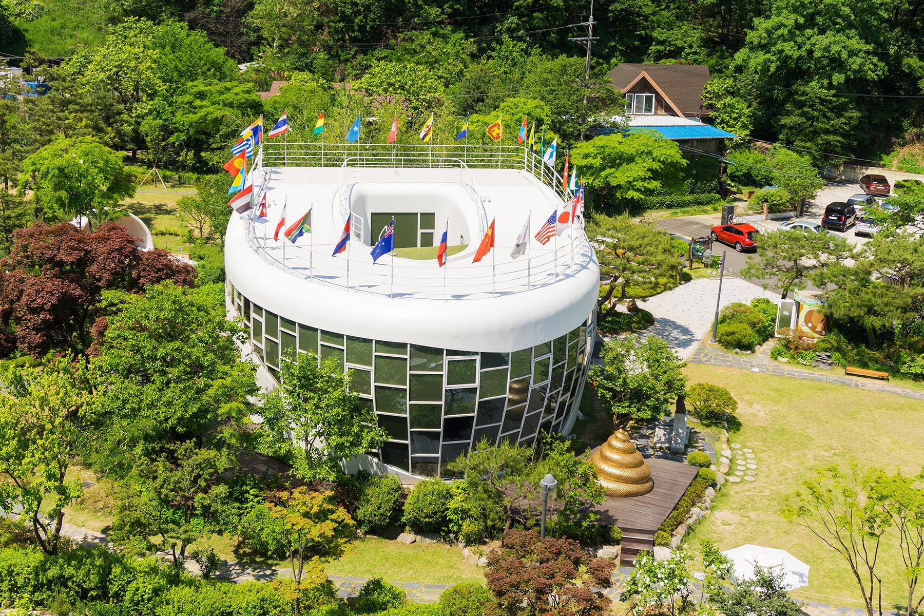 Toilet Theme Park in South Korea