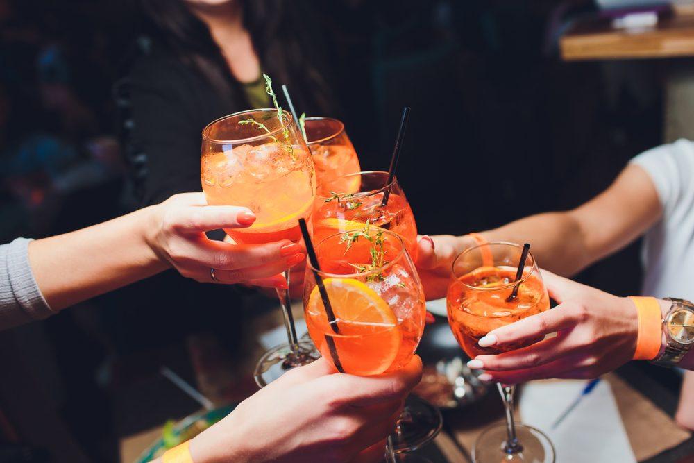 Aperol Spritz: Italian's drink of choice