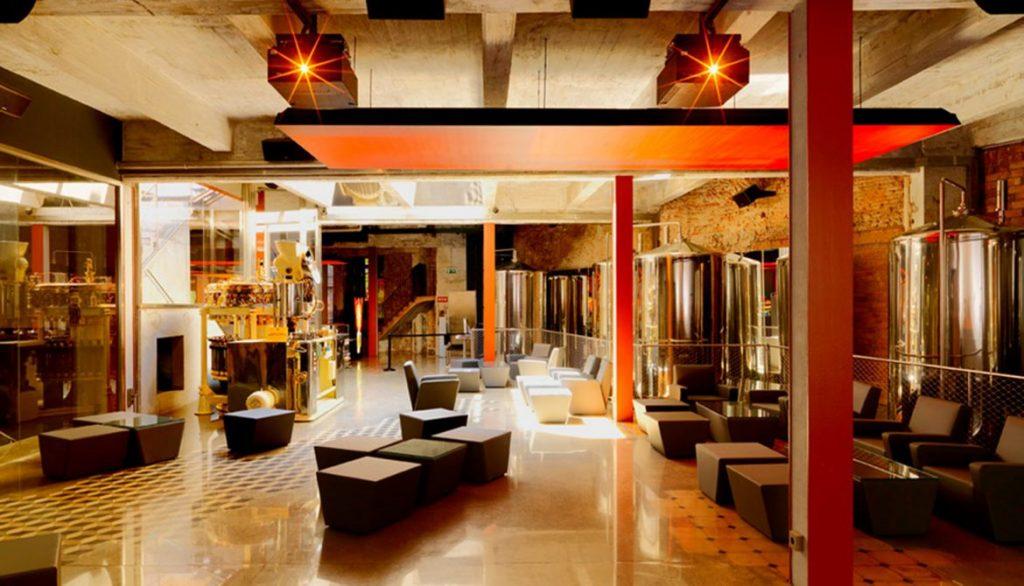 Fabrica Mortitz Barcelona