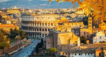 Rome: Europe's Capital of History and Heritage