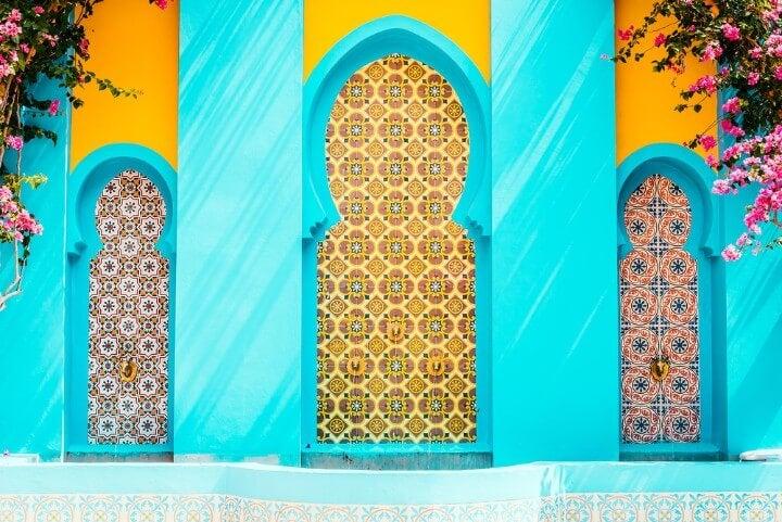 traditional morocco