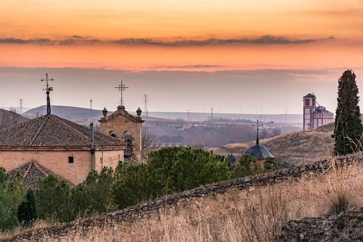 Monasterio Carmelita in Segovia - Tomb of Saint John of the Cross