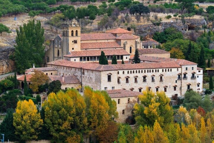 Santa Maria del Parral - convent of the Hieronymites - Segovia - Spain
