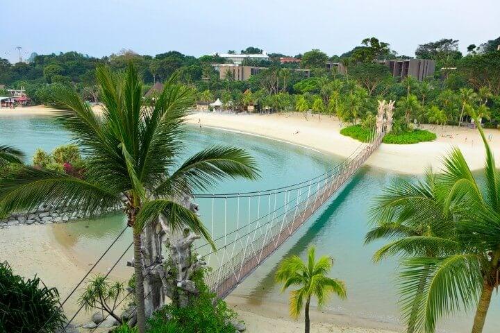 Sentosa Island - singapore