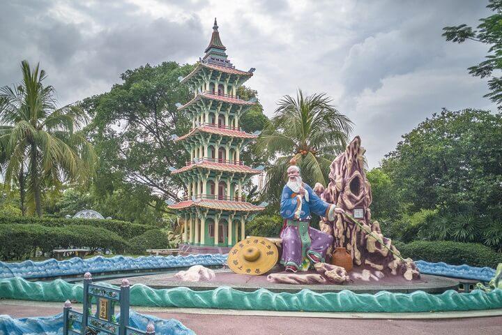 Tiger Balm Garden in singapore
