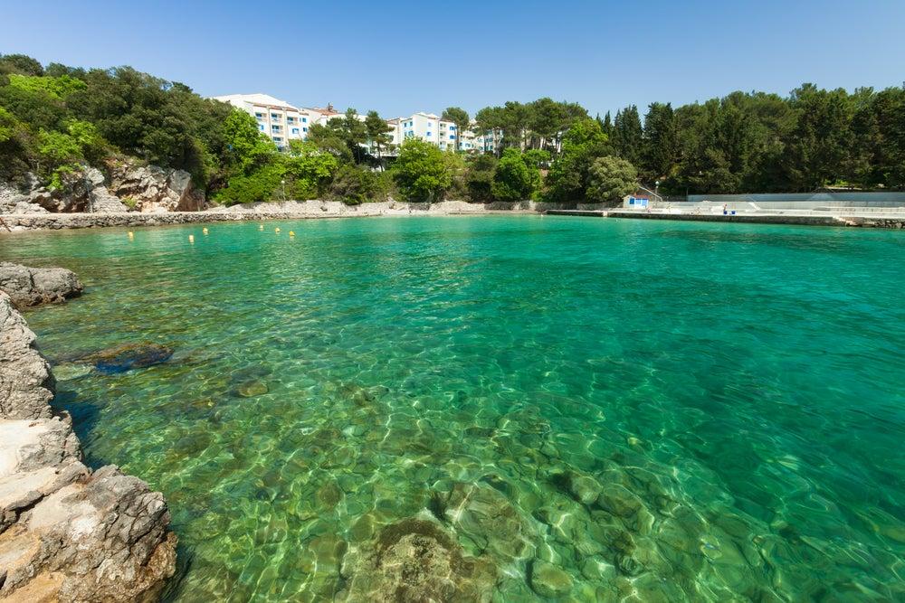 Krk Croatian island