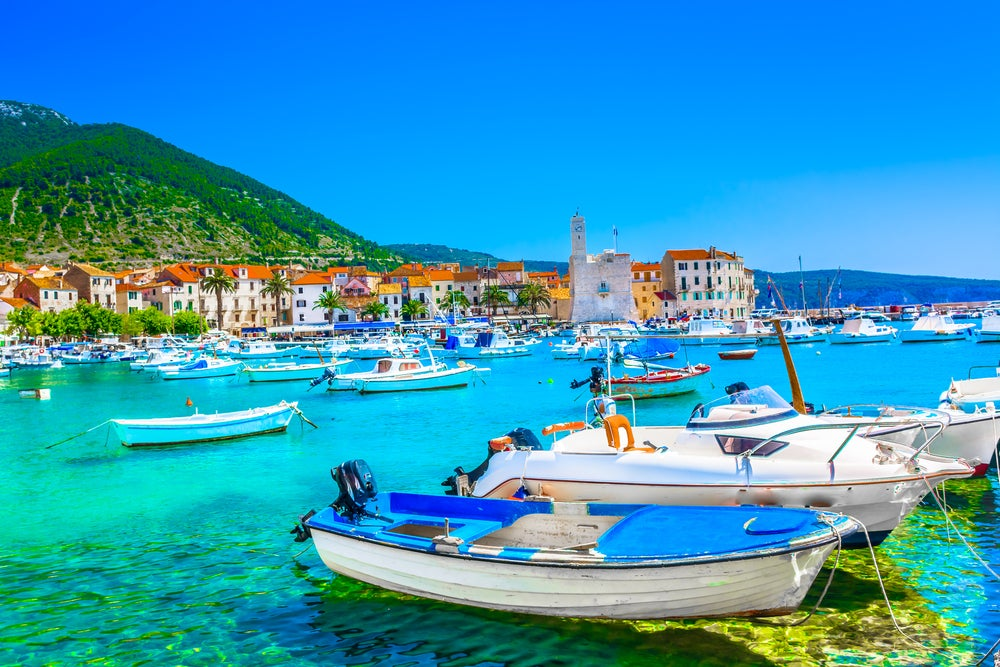 Vis Croatian island
